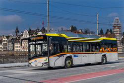 (Urbino electric (Bild: Solaris Bus & Coach).