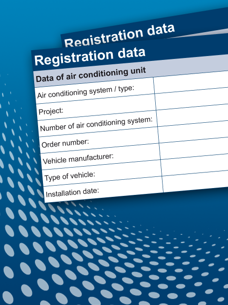 Registration of systems