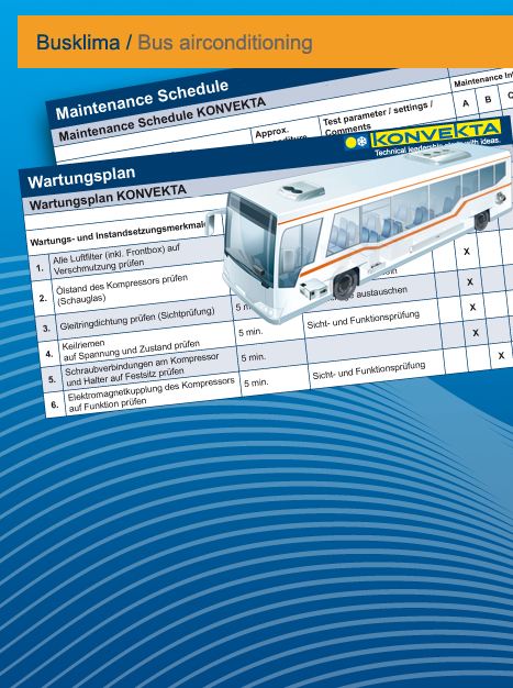 service portal bus air conditioning systems